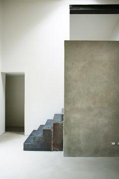 Loft © Amorfo Grand Designs, Cool Designs, Loft Design, Stair Design, Architecture Details, Interior Architecture, Gray Matters, Decoration, Are You Happy