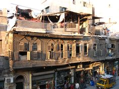 Bab al Nasr Street, Aleppo, Syria, 2006. Photo by Dianne Ket