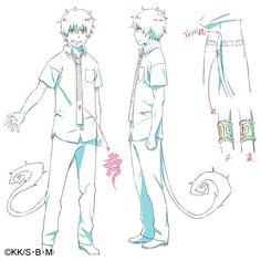 TVアニメ『青の祓魔師 京都不浄王篇』(@aoex_anime)さん | Twitter