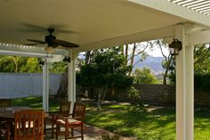 large patio cover designs - Google Search