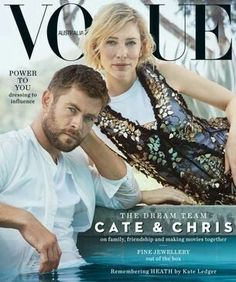 Cate and Chris