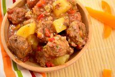 Sweet and Sour Meatballs Healthy Kidneys, Healthy Eating, Kidney Friendly Foods, Sweet And Sour Meatballs, Renal Diet, Kidney Health, Plant Based Diet, Junk Food, Dinners