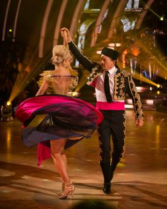 Strictly Come Dancing 2014: Week Four - Tim Wonncott and Natalie Lowe