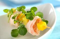 These Shrimp and Mango Kabobs are great for a New Years Eve appetizer.  They are full of flavour and part of our Healthy Holiday Recipes!