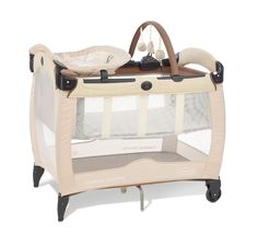 Graco Contour Electra Travel Cot - Bertie and Fern