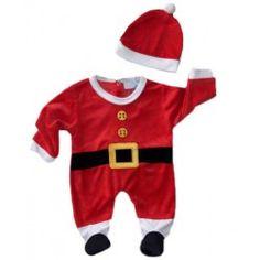 8f2b9c9498e19 Grenouillère bébé Père Noël Collection bébé Noël Style-bébé 2017