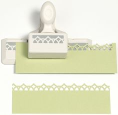 Martha Stewart Crafts Edge Punch, Garden Rail -- A special product just for you. See it now! : Garden tools
