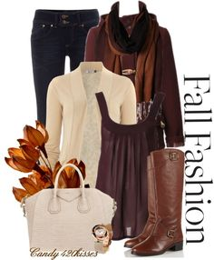 """""""fall colors"""" by candy420kisses on Polyvore"""