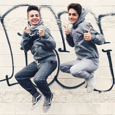 Jumpman  @bruhitszach - I just posted a FUNNY video on FaceBook with Zach, Rudanc & Timmy! Go watch it, share it, like it & like my page (link to the video is in my bio)