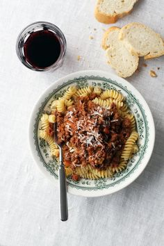 The best bolognese
