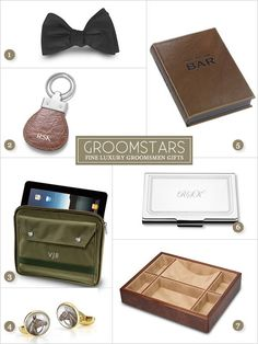 images of groomsmens gifts from the groom | uploaded to pinterest