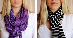 styling with scarves