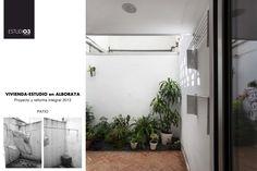 El ANTES y el DESPUÉS del patio_Eo3 Arquitectos