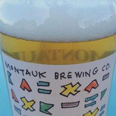 Montauk | Refreshments #montauk #truthserum #paleale #craftbeer #celebrate #adventure #comeasyouare by montaukbrewco