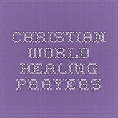 Christian - World Healing Prayers