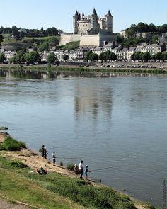 Château de Saumur, Loire