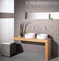 tiles in bathroom - Separation Baignoire Wc
