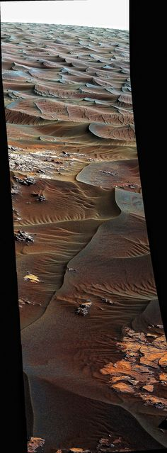 High Sand Dunes | by sjrankin Edited Curiosity PR image