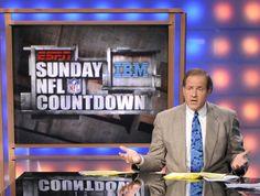 ESPN NFL Countdown (Chris Berman)