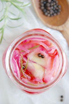 Pickled Onions | thekitchenmccabe.com