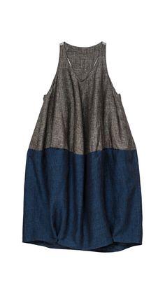 Woman : Dress Bulb Blue Shadow