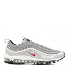 d931841d86a Nike Air Max 97 Og Qs Italy Metallic Silver Varsity Red Outlet Air Max 97