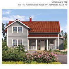 Kannustalo - Vihervaara 193