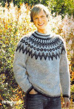 - Icelandic Hringur (Ring) Mens Wool Sweater - Tailor Made - Nordic Store Icelandic Wool Sweaters - 1 Pullover Design, Sweater Design, Icelandic Sweaters, Wool Sweaters, Knitting Kits, Knitting Designs, Norwegian Clothing, Norwegian Knitting, Vogue Knitting