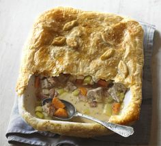 Don't be scared of cooking game - you can cook pheasant breasts as you would chicken, from BBC Good Food magazine. Bbc Good Food Recipes, Pie Recipes, Cooking Recipes, Recipies, Cooking Corn, Cooking Games, Cooking Classes, Chicken Recipes, Cheesy Leeks