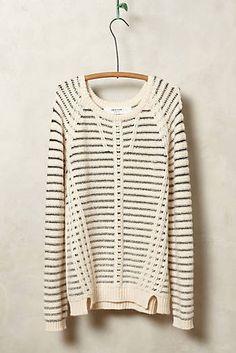 Crosswise Pullover
