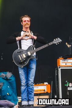 Eagles Of Death Metal  - tribute to the fans killed in France: 13/11/15