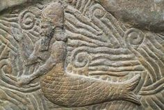 Adapa, a mythical Babylonian figure from the Kassite period (14 B.C.). The mortal son of Ea, the god of wisdom, who brought the arts of civilization. Adapa broke the wings of Ninlil, the South Wind, who'd overturned his fishing boat. Anu called him to account. Ea said to apologize humbly, but not to eat or drink while in heaven as it was the food of death. Anu was impressed by Adapa's sincerity and offered him the food of immortality. Heeding Ea's advice, Adapa lost immortality.