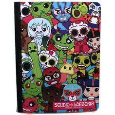 Studio Longoria Icons Composition Book by StudioLongoria on Etsy, $7.00