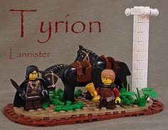 Tyrion Lannister by Pjurkovi, via Flickr