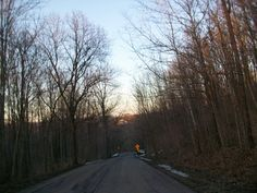 Narrows Road in Erlanger, Kentucky is now a residential road, but with its very own ghost story.