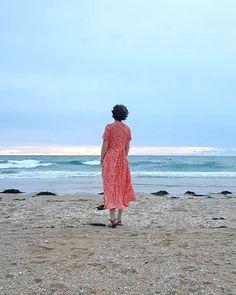 """151 mentions J'aime, 19 commentaires - Aurélie lesmamanswinneuses (@lilylmw) sur Instagram: """"Dernier couché de soleil hier sur la plage. Actuellement sur la route. La suite va être compliquée…"""""""