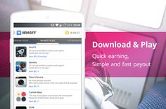 WHAFF Rewards, Pulsa Gratis- gambar mini tangkapan layar