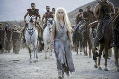 Emilia Clarke da série Game of Thrones Temporada 6