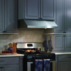 pictures of range hoods in kitchens | Range Hoods - Evolution QP3 ...