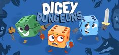 Dicey Dungeons by Terry Cavanagh, chipzel, Marlowe Dobbe Family Guy, Dice, Games, Walking, Fictional Characters, Plays, Walks, Gaming