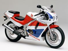 CBR250R- Siempre me gustó este modelo