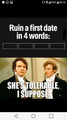 Poor socially awkward Darcy