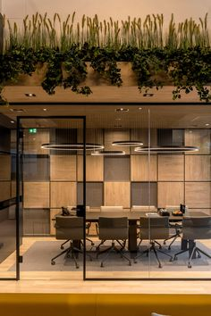 Small Office Design, Industrial Office Design, Cool Office Space, Home Office Design, Corporate Interior Design, Corporate Interiors, Office Interiors, Commercial Design, Future House