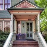 Front Doors: Vibrant Victorian in Seattle   Houses   HGTV FrontDoor