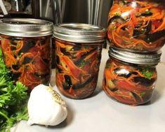 Conserve și murături Archives - Sfaturi pentru casă și grădină Preserves, Italian Recipes, Mason Jars, Cooking, Food, Oriental, Puddings, Cat, Youtube