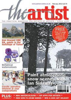 The Artist February 2013