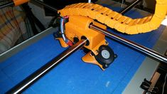 Fix Gantry X axis support shoud use and from Ultimaker clone design on both si 3d Printer Kit