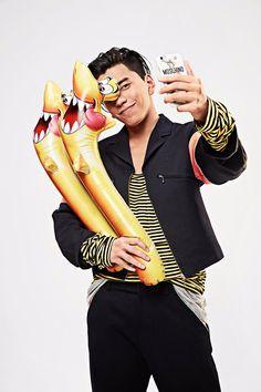 #WangDalu #Daluwang #DarrebWang #王大陸 Darren Wang, Taiwan, Addiction, Guys, Flowers, Actor, Templates, Kisses, Sons