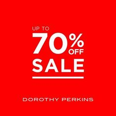 Ladies! Check out the Dorothy Perkins Mid-Season SALE!  Shop NOW until April 20, 2016 and get up to 70% OFF on all SALE items!  Visit Dorothy Perkins Store NOW!  http://mypromo.com.ph/