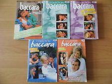 """15 """"Cora"""" Baccara   Collection   - Romane Paket K70"""
